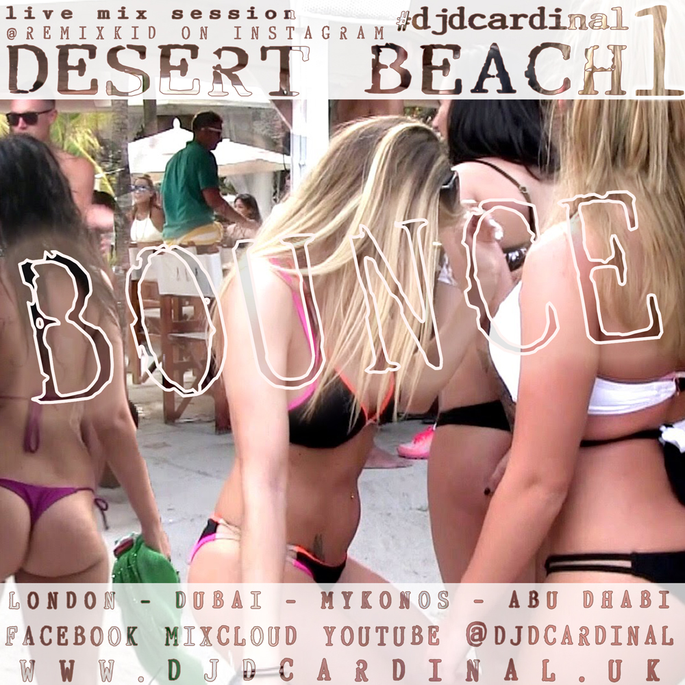 Desert Beach Bounce