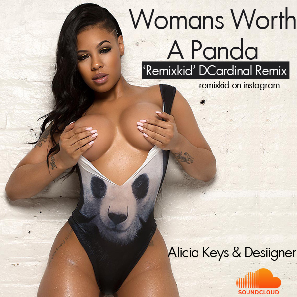 Womans Worth A Panda