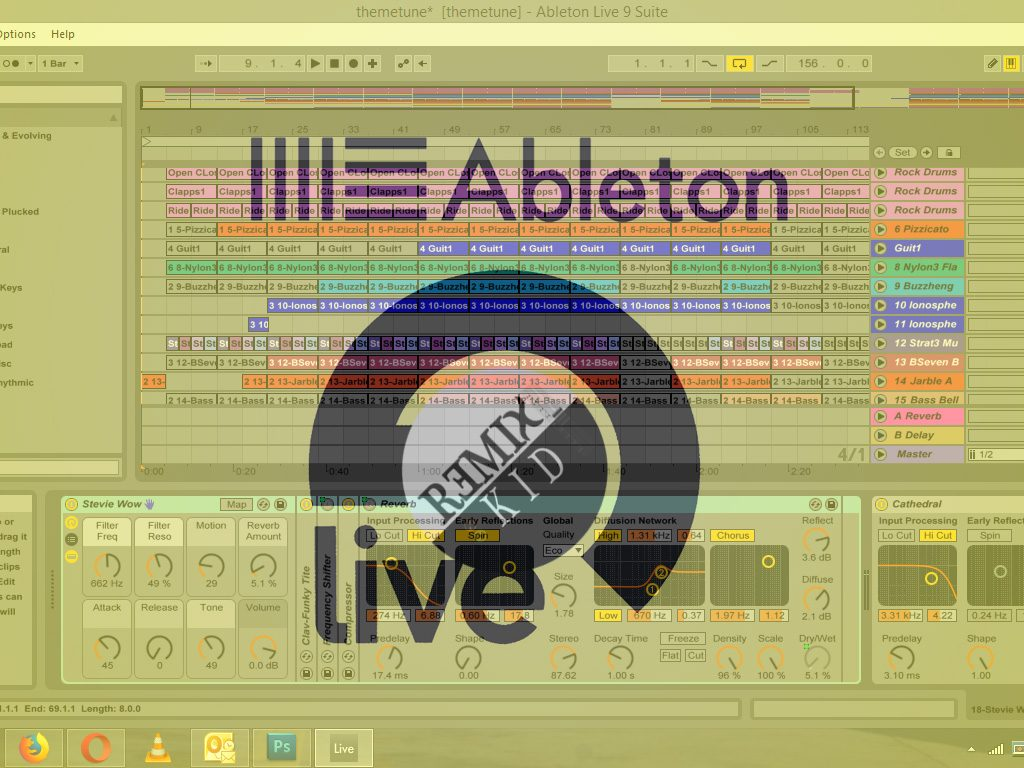 Remixkid and Ableton Live