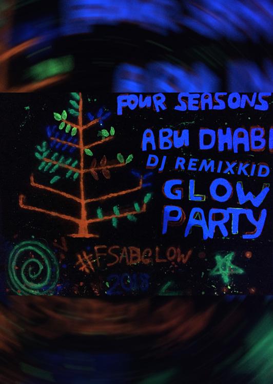 Four Seasons Glow Party With DJ Remixkid