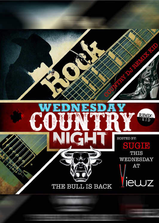 Country Rock Night with DJ Remixkid