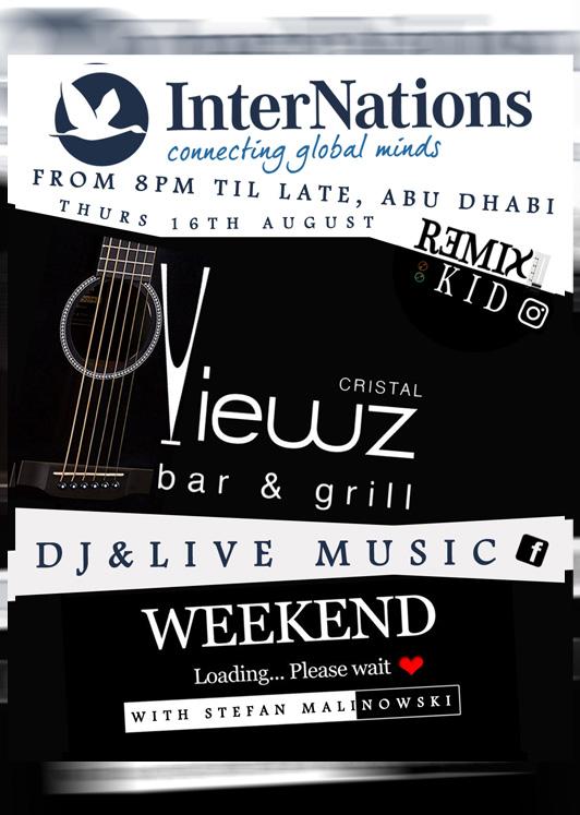 Remixkid @ Viewz Bar with Internations