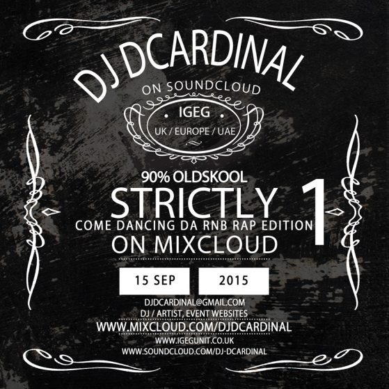 Strictly Come Dancing Vol 1 by DJ Remixkid