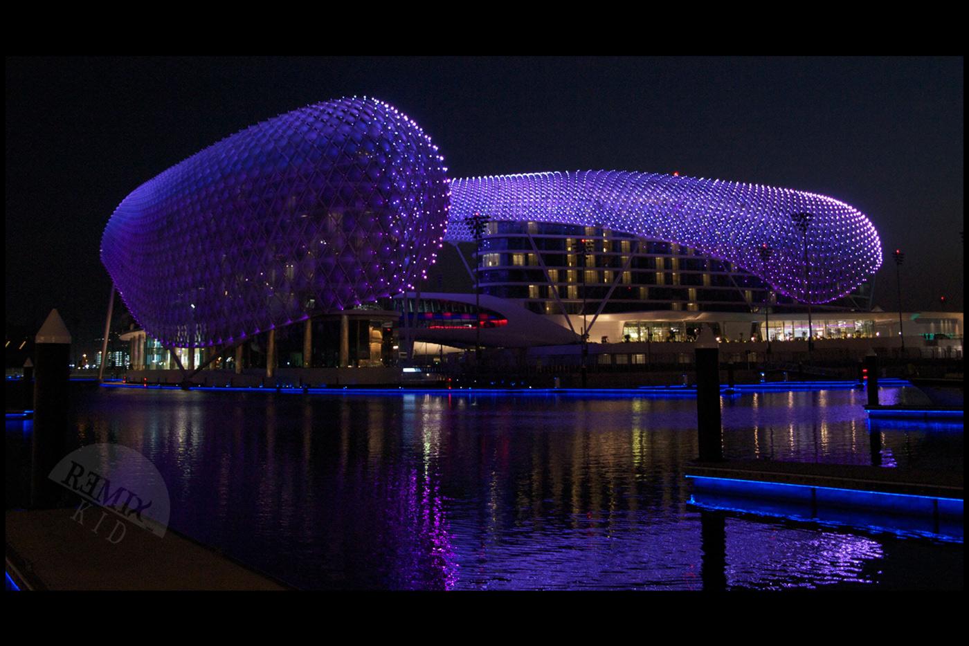 DJ Remixkid - Formula 1 DJ, Yas Marriott Hotel, Abu Dhabi